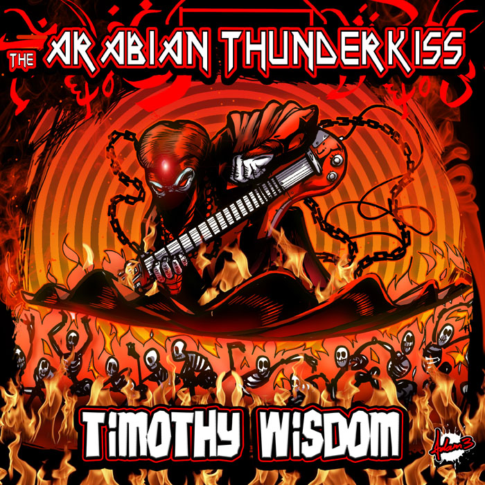 The Arabian Thunderkiss